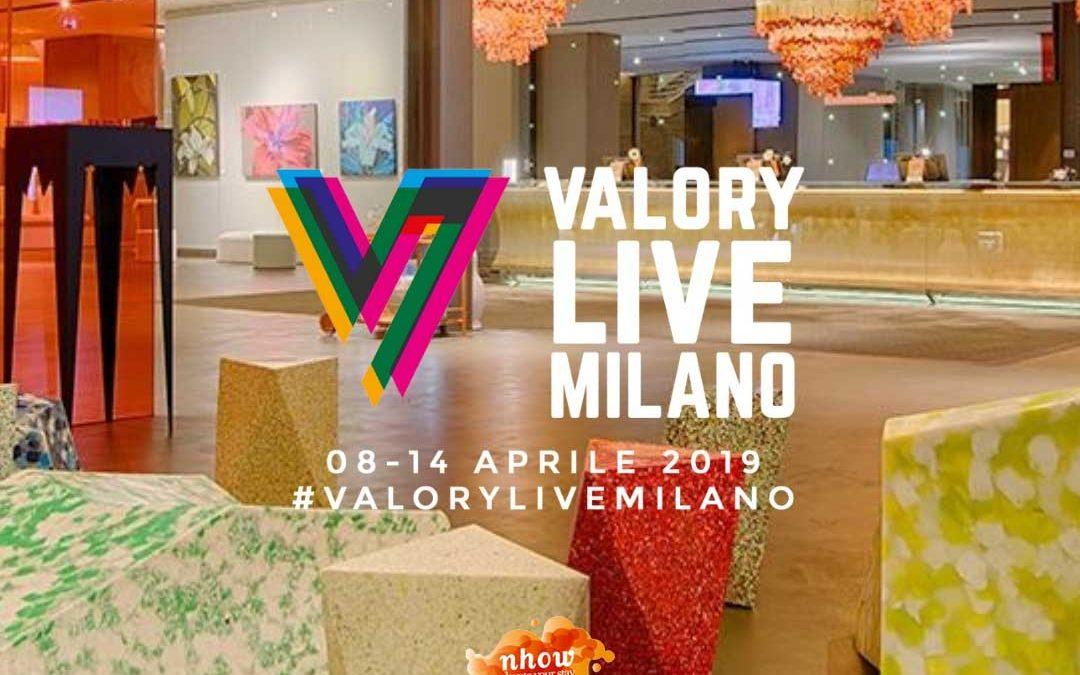 ValorY Live Milano