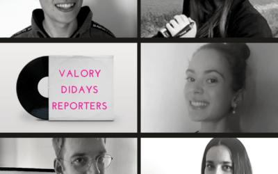 DIDAYS: i 5 valory reporters si raccontano