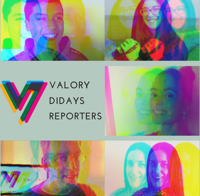 DIGITAL INNOVATION DAYS: l'esperienza dei VALORY Reporters