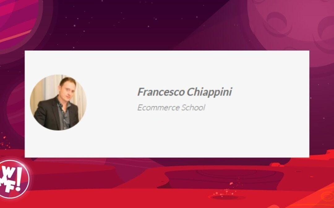 Diventare un E-commerce manager: Francesco Chiappini ce lo insegna!