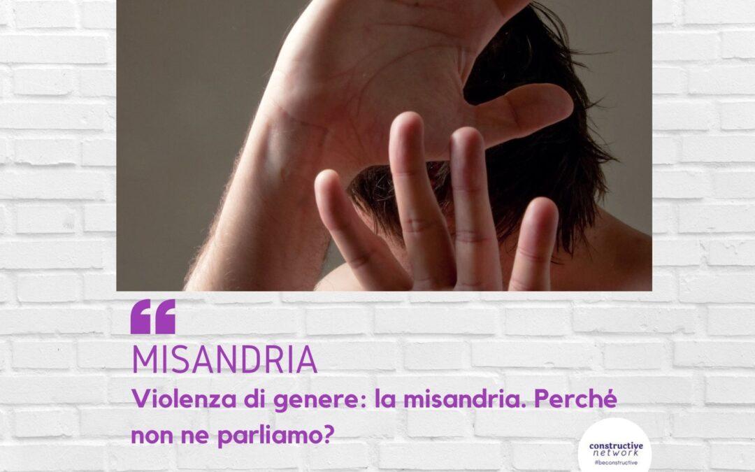 Violenza di genere: la misandria. Perché non ne parliamo?