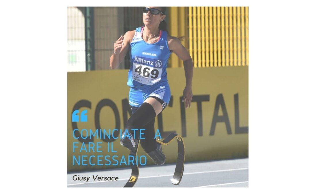 Disabilità: resilienza e inclusione sociale – intervista a Giusy Versace